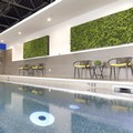 Swimming pool at Hôtel M Holiday Inn Express & Suites Vaudreuil Dorion (Ymqvd)