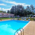 Photo of Half Moon Motel & Cottages Pool