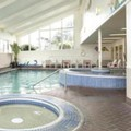 Swimming pool at Hallmark Resort & Spa in Cannon Beach Or