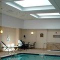 Swimming pool at Hamden Clarion Hotel & Suites