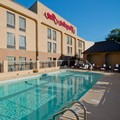 Swimming pool at Hampton Inn Anderson