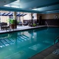 Swimming pool at Hampton Inn Atlanta / Peachtree Corners / Norcross