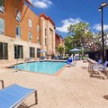 Swimming pool at Hampton Inn Austin / Oak Hill