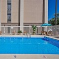 Swimming pool at Hampton Inn Barboursville