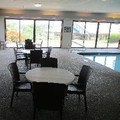 Swimming pool at Hampton Inn Batesville