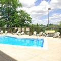 Swimming pool at Hampton Inn Bloomington