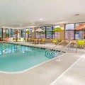 Swimming pool at Hampton Inn Boston / Marlborough