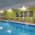 Swimming pool at Hampton Inn Boston Westborough