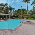 Swimming pool at Hampton Inn Boynton Beach