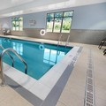 Swimming pool at Hampton Inn Bridgeville