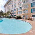 Swimming pool at Hampton Inn Broadway at the Beach