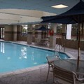 Swimming pool at Hampton Inn Brookhaven