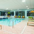 Swimming pool at Hampton Inn Buffalo Airport / Galleria Mall