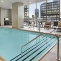 Swimming pool at Hampton Inn Chicago Downtown / West Loop