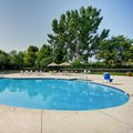 Pool image of Hampton Inn Chicago Gurnee