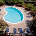 Swimming pool at Hampton Inn Cincinnati Airport South