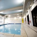 Swimming pool at Hampton Inn Cincinnati / Blue Ash