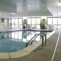 Swimming pool at Hampton Inn Cincinnati Northwest / Fairfield