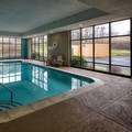 Swimming pool at Hampton Inn Columbia