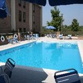 Swimming pool at Hampton Inn Corbin Ky