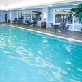 Swimming pool at Hampton Inn Coventry Warwick Area