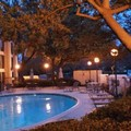 Swimming pool at Hampton Inn Dallas / Addison Galleria