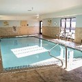 Swimming pool at Hampton Inn Dayton Mall