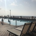 Swimming pool at Hampton Inn Daytona Shores Oceanfront