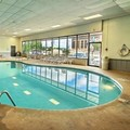 Swimming pool at Hampton Inn Downtown Green Bay