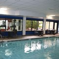 Swimming pool at Hampton Inn Elizabethtown