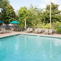Swimming pool at Hampton Inn Ellenton