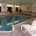 Swimming pool at Hampton Inn Fairborn