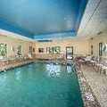 Swimming pool at Hampton Inn Fall River / Westport