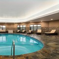 Swimming pool at Hampton Inn Fort Smith