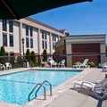 Swimming pool at Hampton Inn Franklin / Milford