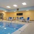 Swimming pool at Hampton Inn Grand Rapids South