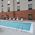 Swimming pool at Hampton Inn Gretna Altavista Chatham