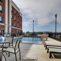 Swimming pool at Hampton Inn Hernando Ms