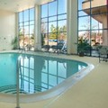 Swimming pool at Hampton Inn Hull Street
