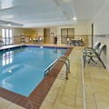 Swimming pool at Hampton Inn Iowa City / University Area