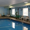 Swimming pool at Hampton Inn Kansas City / Blue Springs