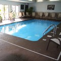 Swimming pool at Hampton Inn Kansas City / Olathe
