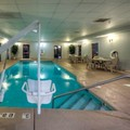 Swimming pool at Hampton Inn Kent Akron Area