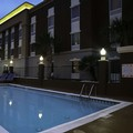 Swimming pool at Hampton Inn Kingsville