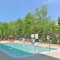Pool image of Hampton Inn Laurel (Fort Meade Area)