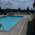 Swimming pool at Hampton Inn Lenoir City