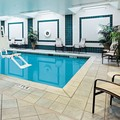 Swimming pool at Hampton Inn Littleton