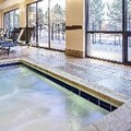 Swimming pool at Hampton Inn Louisville