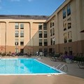 Swimming pool at Hampton Inn Louisville Airport