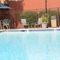 Swimming pool at Hampton Inn Louisville North / Clarksville